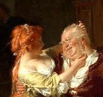Falstaff and Doll Tearsheet