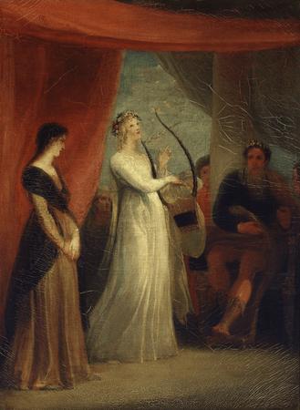 Marina sings before Pericles