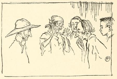 A Midsummer Night's Dream, illustrated by Arthur Rackham