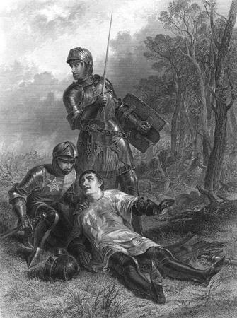 Death of Warwick
