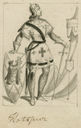 Costume design for Hotspur