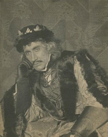 Sidney Herbert as Duke Frederick