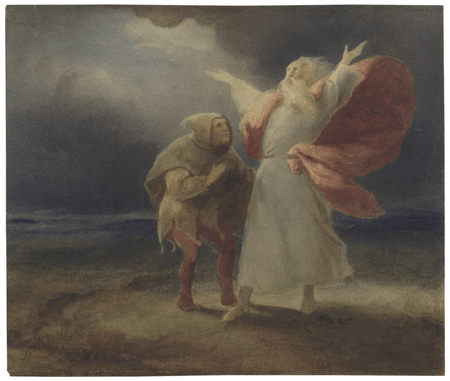 Lear and the Fool