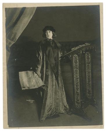 Julia Marlowe as Portia