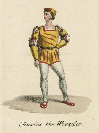 Charles the Wrestler