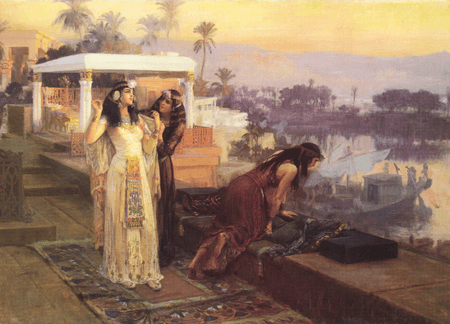 Cleopatra on the Terraces of Philae