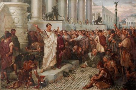 Marc Antony's Oration