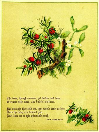 The Flowers of Shakspeare