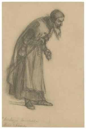 Boothroyd Fairclough as Shylock