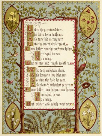 Songs of Shakespeare