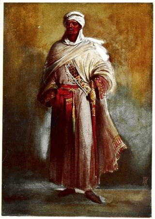 Othello costume