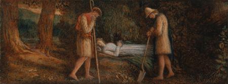 Imogen and the shepherds