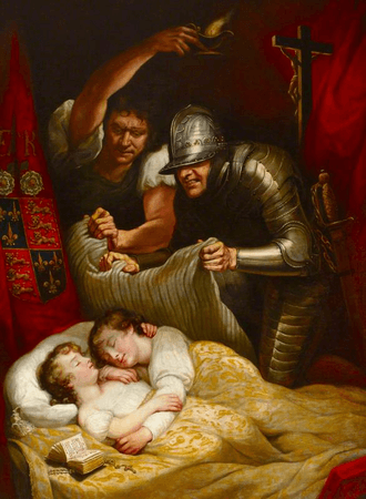 The Murder of the Princes in the Tower