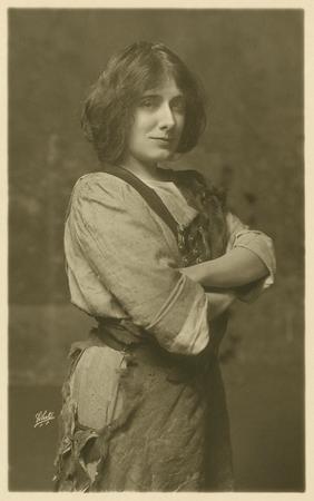 Julia Marlowe as Rosalind