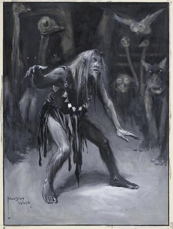 Caliban, III, 2