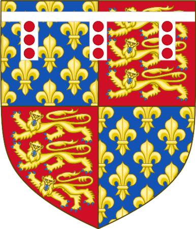 Arms of Edmund of Langley, 1st Duke of York