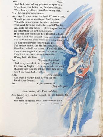 Illustration from the Edinburgh Folio