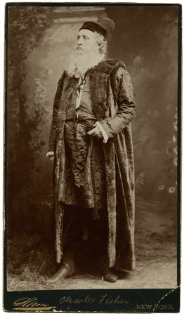 Charles Fisher as Baptista