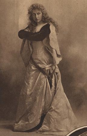 Elsie Leslie as Katherine