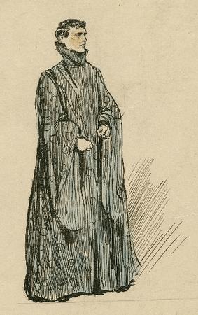 Basil Gill as Duke of Norfolk