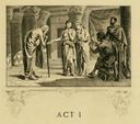 Act header from Duprant & Co. edition of Antony and Cleopatra