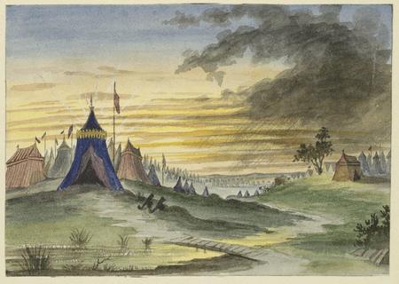 Edmund Kean original watercolors