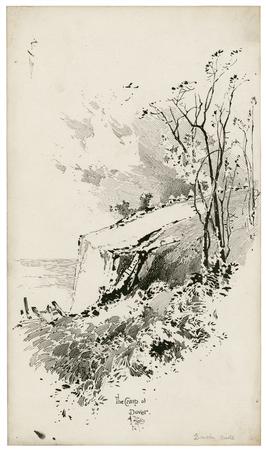 The camp at Dover