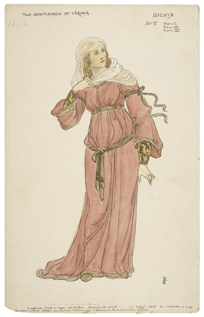 Costume for SIlvia