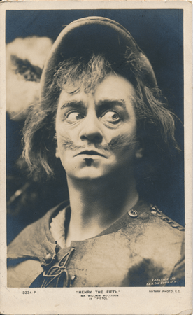 William Mollison as Pistol