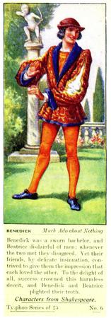 "Typhoo Tea series ""Characters From Shakespeare"""
