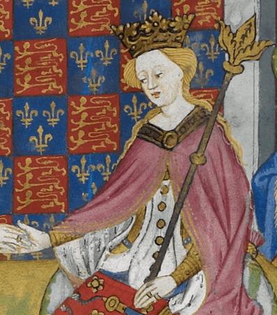 Margaret of Anjou, wife of King Henry VI