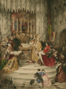 The marriage of King Henry and Queen Margaret