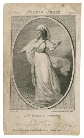 Sarah Ward as Portia