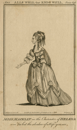 Maria Macklin as Helena