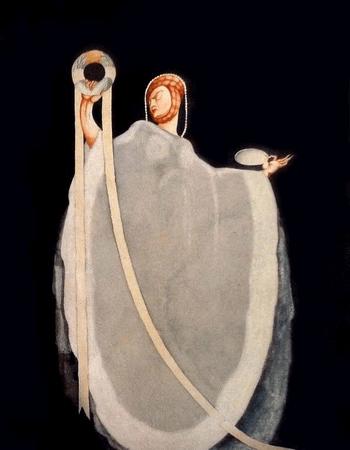 Costume design for Kote Marjanishvili's staging of Othello