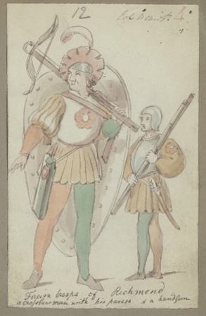 Foreign troops of Richmond