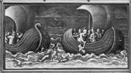 Medea's Murder of Absyrtus