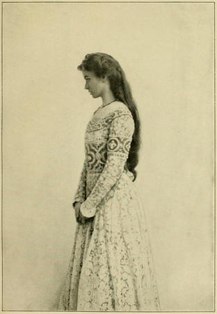Maude Adams as Juliet