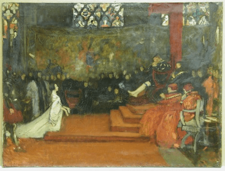 The Trial of Queen Katharine