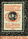 Frontpiece to 1899 edition of Twelfth Night