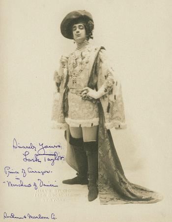 Lark Taylor as Prince of Arragon
