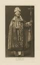 George Warde as Archbishop of Canterbury
