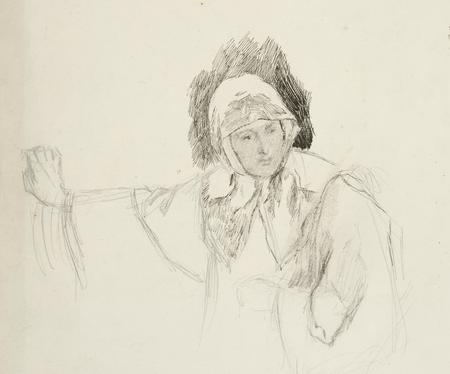 Isabella at the Nunnery