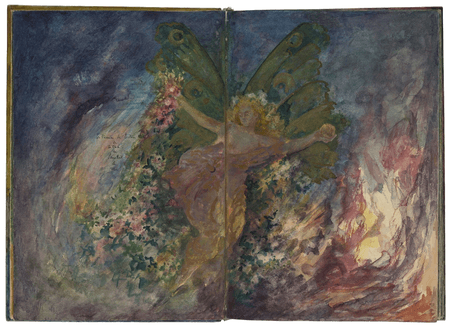 Illustrations to A Midsummer Night's Dream