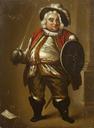 James Quin as Falstaff