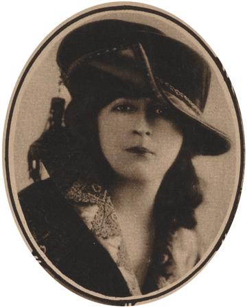 Margaret Anglin as Katherina