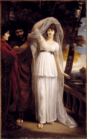 Portrait of a Lady in the Character of Cressida